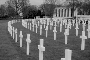 American War Graves at Cambridge by astrogoth13