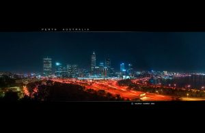 Perth Australia by Saurav