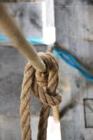 Little Blue Rope by iammackey