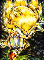 Super Sonic Pen Blast by MissTangshan95