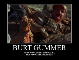 Motivation - Burt Gummer 2 by Songue
