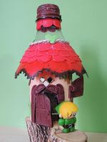 Natural Gnome House by FengDan