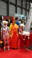 NYCC 2014 - Inuyasha Cosplay by DestinyDecade