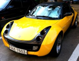 Smart Roadster Coupe by toyonda