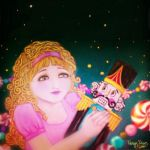 The Nutcracker by Tanya-Dawn-Art