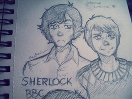 I am SHERlocked by Nadeine