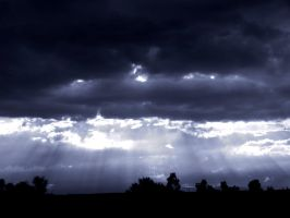 rays of sunlight 2 by EnforcedCrowd