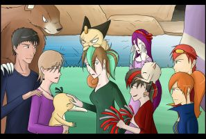 CCR5 P1 - Reunion by Cold-Creature