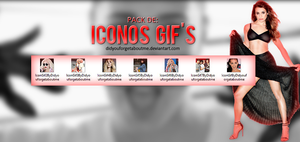 +Pack De Iconos Gifs. by DidYouForgetAboutMe