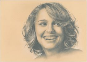 Natalie Portman by scratch12