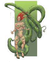 Poison Ivy by Selkirk (COLORS) by carol-colors