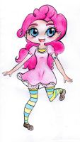 Pinkie Pie by Melody-in-the-Air