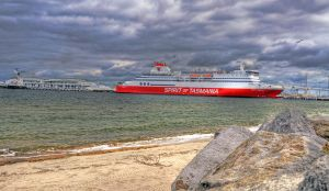 Spirit Of Tasmania by djzontheball