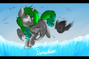 :REQUEST: What a paradise by Cibibot