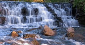 Waterfall6 By Ravenfiendstock by Ravenfiendstock
