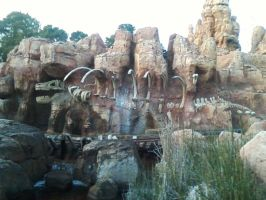 DisneyLand Dinosaur Bones! by the-Modest-Godess