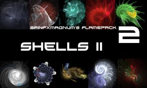 Shells II Apophysis flame pack by AndreiPavel