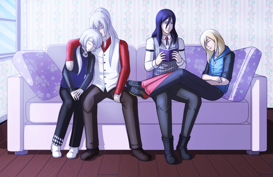 Nap Time by TerminusLucis