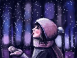 First Snow by nena211