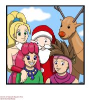 SD2 - A Picture with Santa by StaciNadia