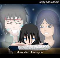 I miss you by narusasu2009