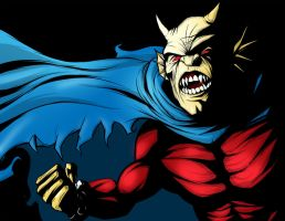 Etrigan by JarOfComics