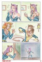sabretooth sabercats pg05 by singory