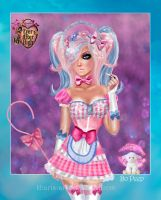 Bo Peep - Ever After High by kharis-art
