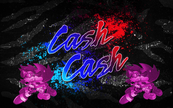 Sonally Cash Cash Background by ShadicSatAm