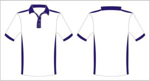 Blank Polo Shirt by obit84