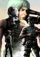 Metal Gear Solid by Zlatolin