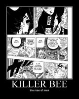 Killer bee fan by Godtotheface