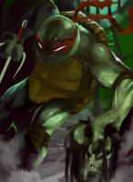 Raphael by HaitianHallow