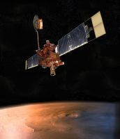 Mars Global Surveyor by Voyager3
