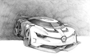 Concept car by gaciu000