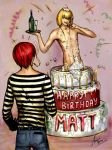 Happy Birthday to MattDONOTFAV by MattGasm