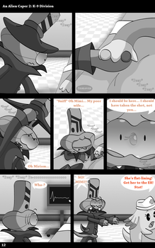 An Alien Caper 2: K-9 Division (Page 12) by Fishlover