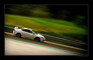 Honda RSX TypeR On Track by miki3d