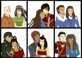 A:TLA couples by coincidense