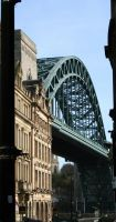 Tyne Bridge by DocChaosZ7-X