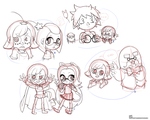 : KittyKatGaming Animal Crossing Drafts : by Art47