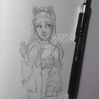 Ariana by itslopez