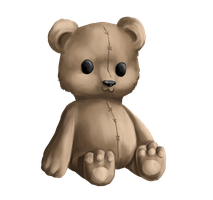 Teddy by Aschenstern