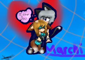 :Marchy: by Yessy-Linda