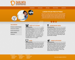 Darlinta.lt by 42studio