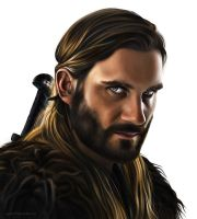Rollo Lothbrok by AgentK19