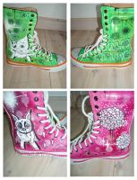 MY SHOES by hannsill