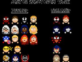 Maximum Carnage Emote Pack 1 by OrionSTARB0Y