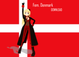 Fem. Denmark DOWNLOAD by Ringtail14