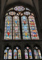 Stained Glass 33 by Lauren-Lee
